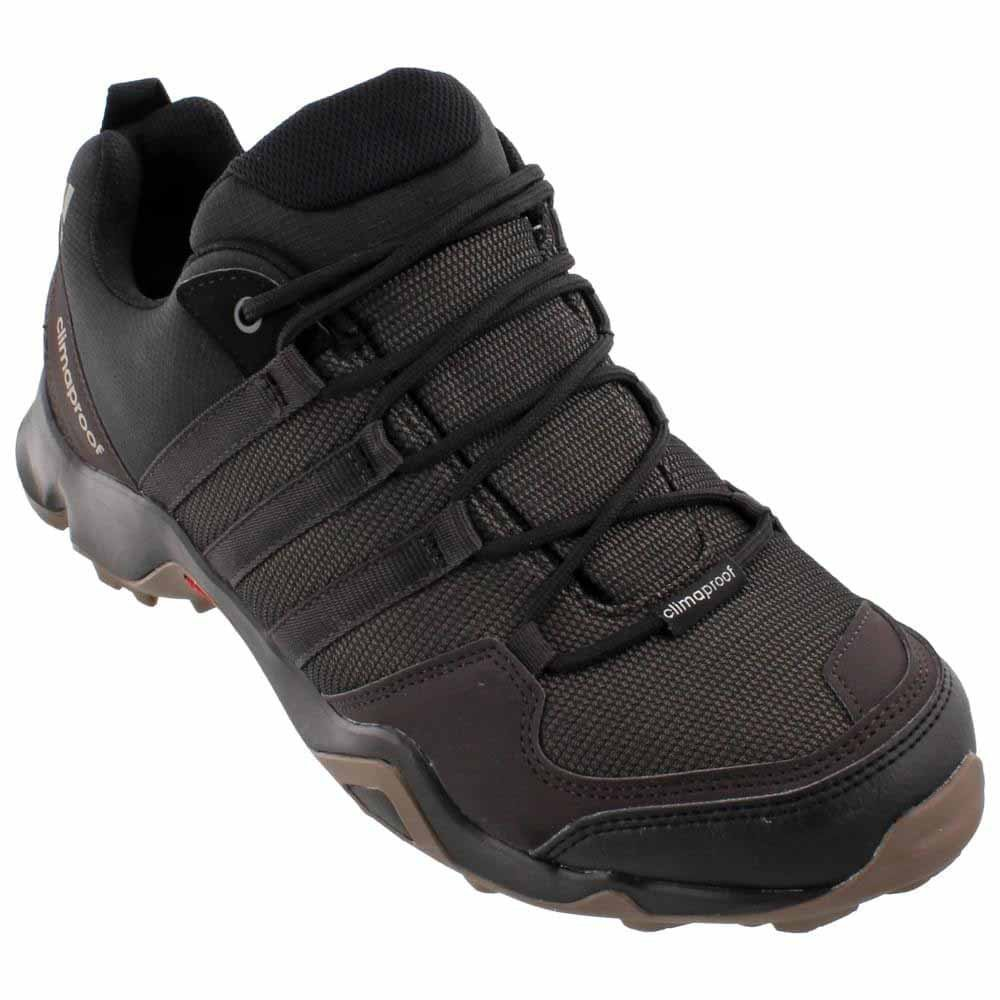separation shoes d7b69 e5501 Amazon.com   adidas Sport Performance Men s AX2 Climaproof Hiking Sneakers,  Brown Textile, 7.5 M   Hiking Shoes