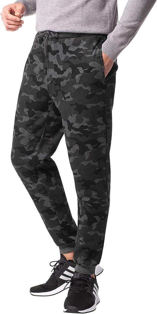 Straight Leg Sweats Workout Gym Pants Mens Gifts Army Sweatpants w// Pockets