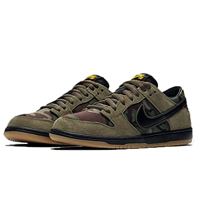 2b11d9b5b89 Image Unavailable. Image not available for. Color  Nike SB Dunk Low Camo ...