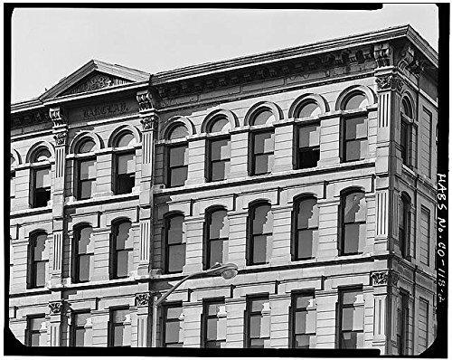 Photo: Barclay Block,1755 Larimer Street,Denver,Denver County,Colorado,CO,HABS,1