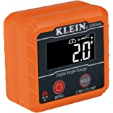 Klein Tools 935DAG Digital Electronic Level and Angle Gauge, Measures 0-90 and 0-180 Degree Ranges, Measures and Sets…