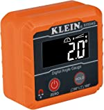 Klein Tools 935DAG Digital Electronic Level and Angle Gauge, Measures 0