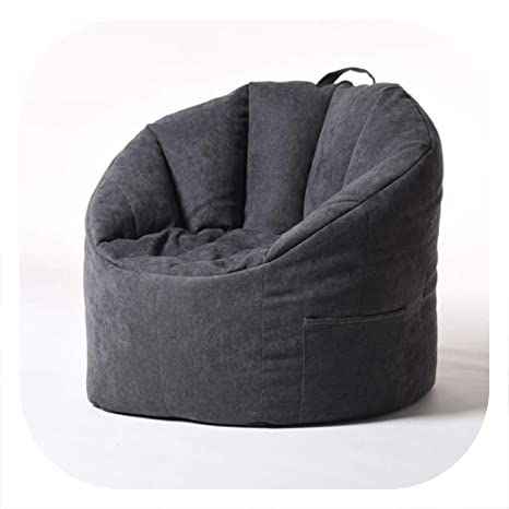 Amazon.com: Bean Bag Sofa Chair Cover Filling Bag Lounger ...