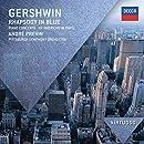VIRTUOSO: Gershwin: Rhapsody In Blue/Piano Concerto/American In Paris
