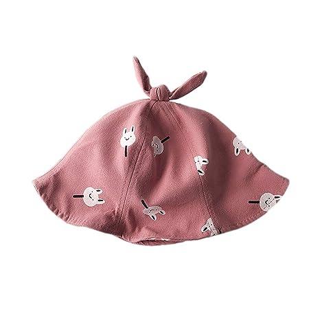 Wicemoon. Sombrero para Bebes Niña Niño de 2 Meses - 4años Gorro ...
