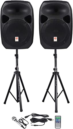 Rockville RPG122K Speakers