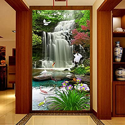 XLi-You 3D View In Third Hyun Off Background Wall Painting Custom Murals In The Living Room