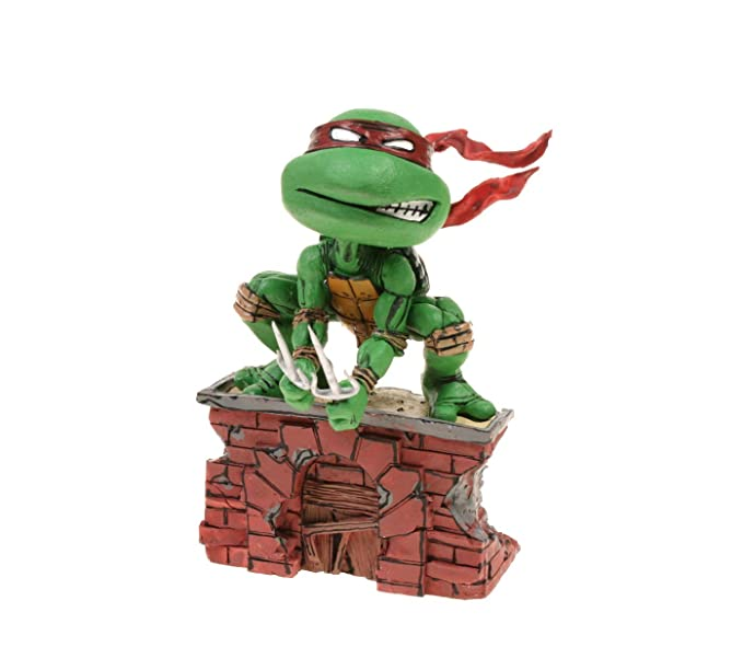 Cabezones Pack Tortugas Ninja (4 figuras): Amazon.es ...