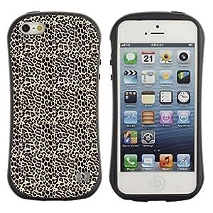 DesignCase Premium TPU / ABS Hybrid Back Case Cover Apple iPhone 5C ( amazing pattern )
