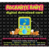 Rockabye Baby! Digital Download Card in Gift Package