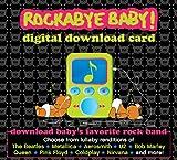 Rockabye Baby! Digital Download Card in Gift Package