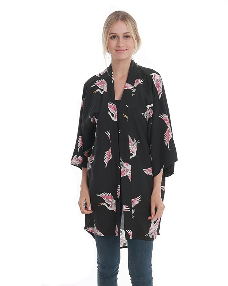 33f1e672e1 MATERIAL - Made of high quality cotton and linen, the cover up is silky  soft and prefect for the summer wear. FASHION STYLE - Floral Print and  oversize, ...