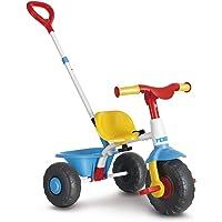 FEBER- Triciclo Trike 2 en 1, Color Azul (Famosa 800012810)