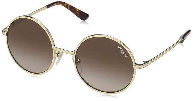 Vogue 0vo4085s 848/13 50 Gafas de sol, Pale Gold, Mujer ...