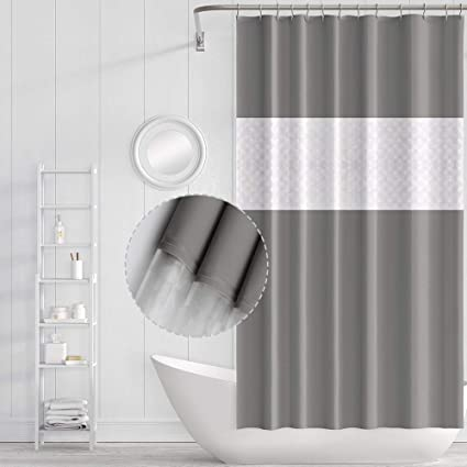 Image Unavailable Not Available For Color Funria Mildew Resistant Shower Curtain