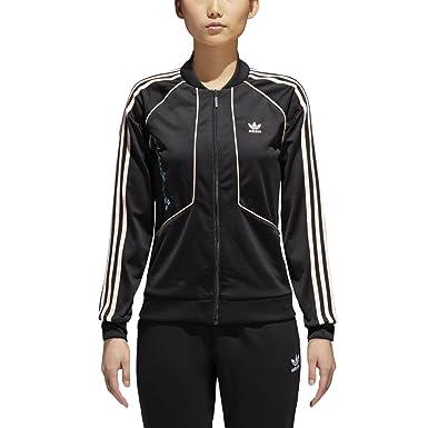 Adidas SST Track Jacket at Amazon Women's Clothing store: