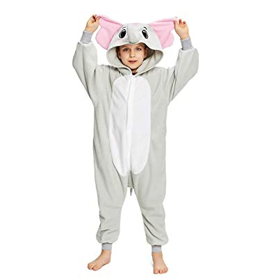 CANASOUR Unisex Halloween Kids Costume Party Children Cosplay Pyjamas: Clothing