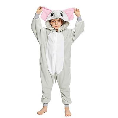 CANASOUR Unisex Halloween Kids Costume Party Children Cosplay Pyjamas: Clothing [5Bkhe1002597]