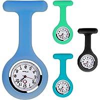 Juego de 4 broches para Reloj de Enfermera