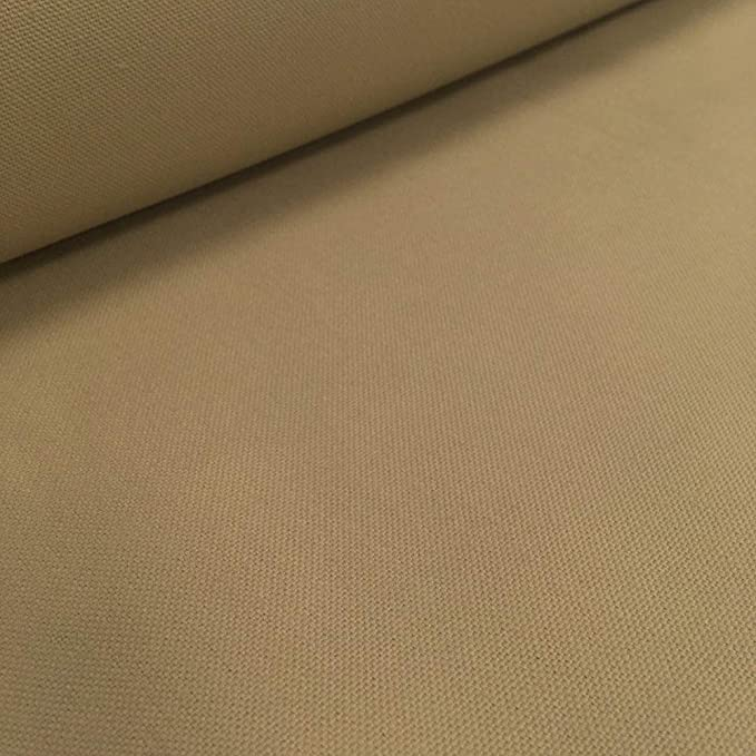 Tela de loneta lisa - Half Panamá algodón - Retal de 100 cm largo ...