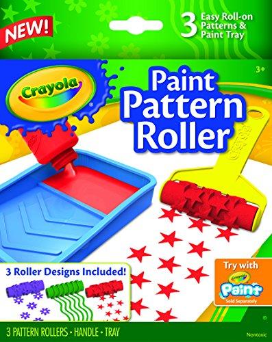 Crayola 05 1060 Paint Pattern Roller