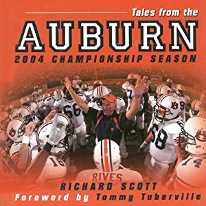 Tales from the Auburn 2004 Championship Season Audiobook