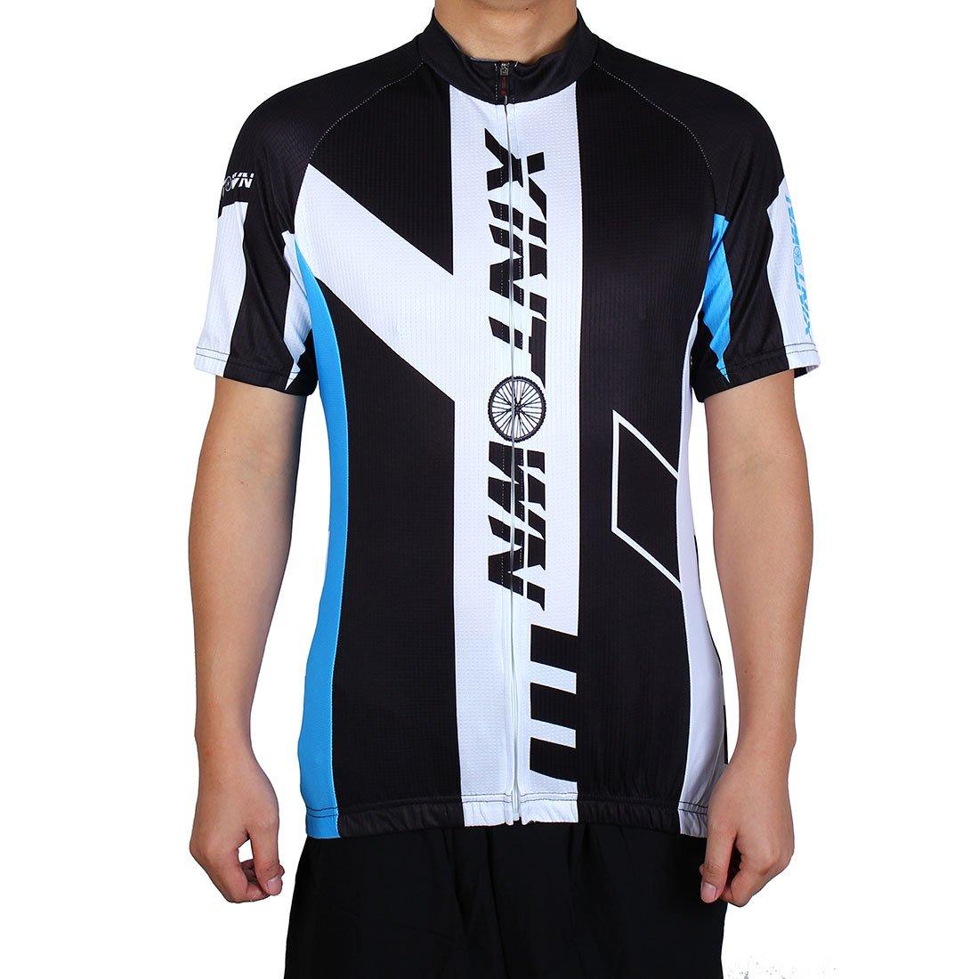 8e60003b5b48 Amazon.com : uxcell XINTOWN Authorized Adult Man Short Sleeve ...