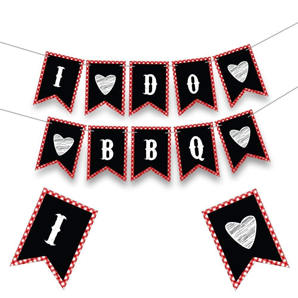 Amazon.com: I Do BBQ Cake Bags: Health & Personal Care
