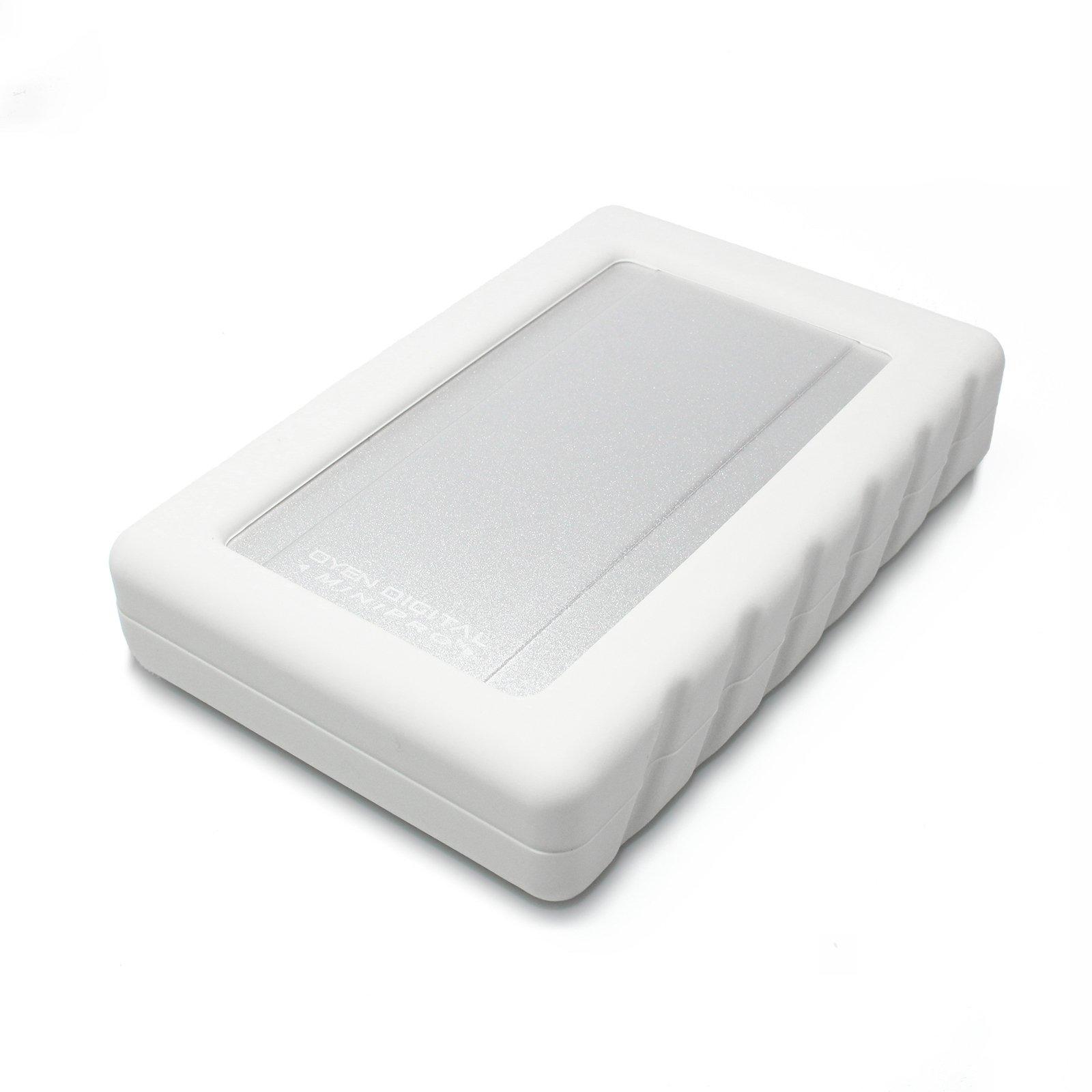 Oyen Digital MiniPro Dura USB-C (USB 3.1) 1TB Rugged Portable Solid State Drive SSD (DU31M-C25-SS-1T-SL)