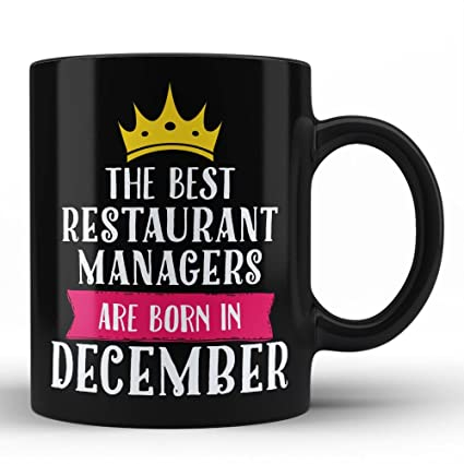 Best RESTAURANT MANAGERS Mug