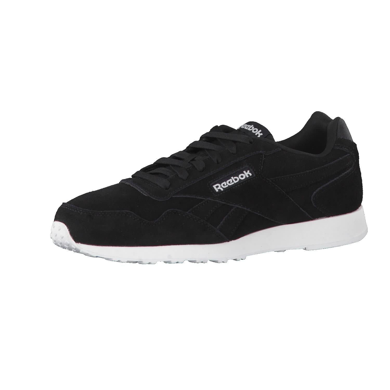 Reebok Herren Royal Glide LX Sneaker  43 EU|Schwarz (Black/White 000)