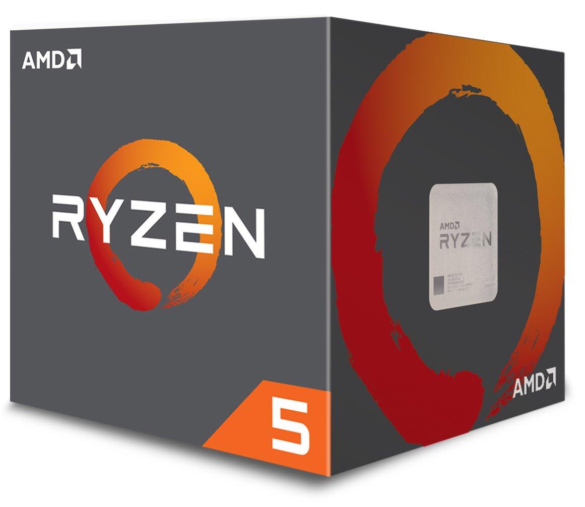 Amd Ryzen 5 1600 Con Wraith Spire Cooler (yd1600bbaebox)