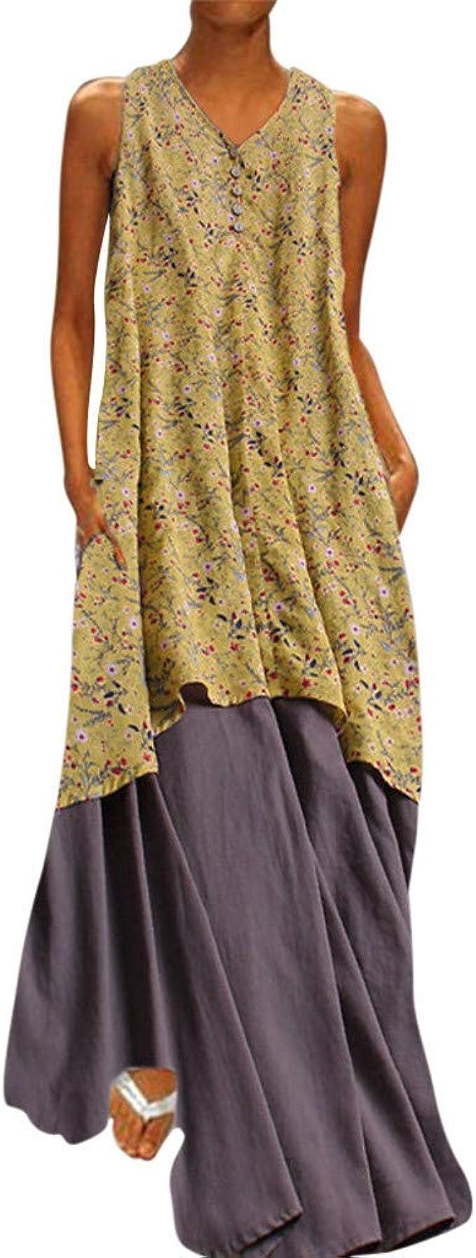 Kleid äRmellos Grosse GröSsen Damen Kleider lang Abendkleider
