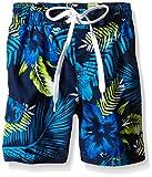 Kanu Surf Boys' Horizon Quick Dry Beach Swim Trunk