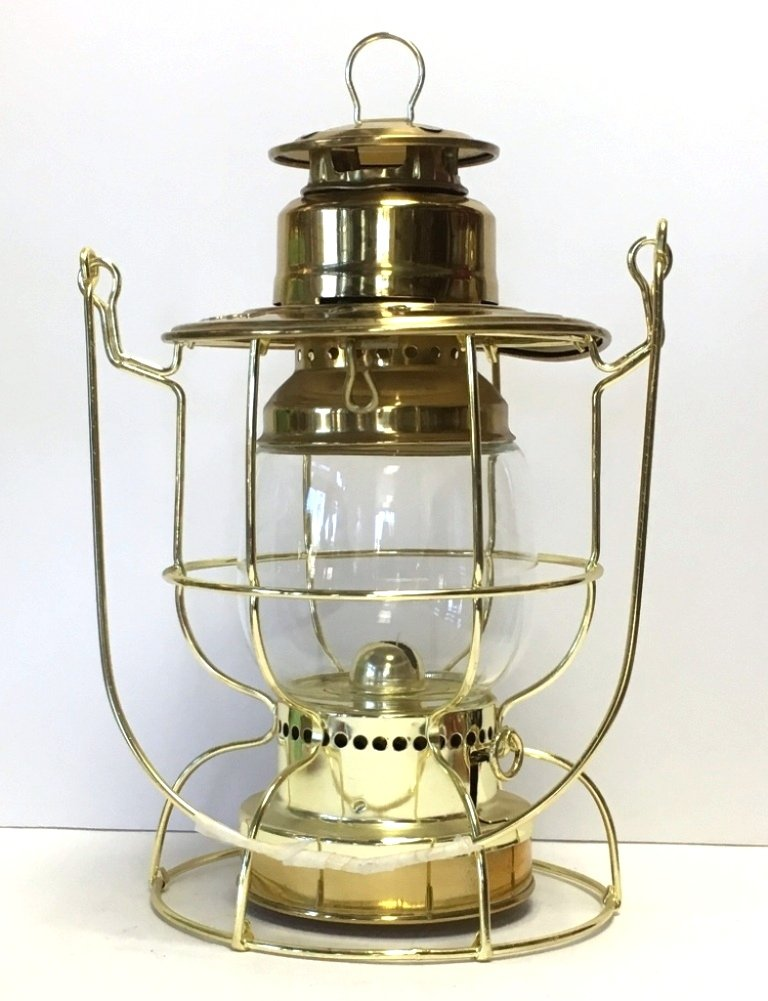 Watchman Lantern in Solid Brass (Solid Brass)