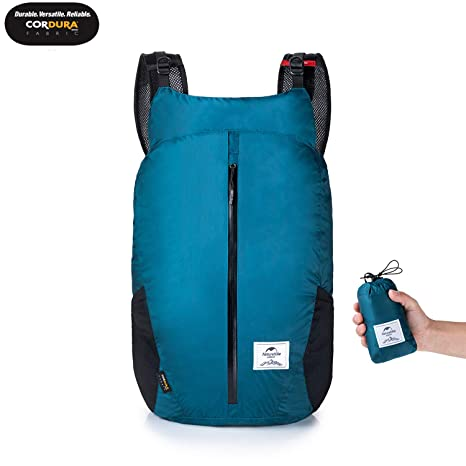 6b237e8c2862 Amazon.com : 25L Ultralight Foldable Packable Small Hiking Daypack ...