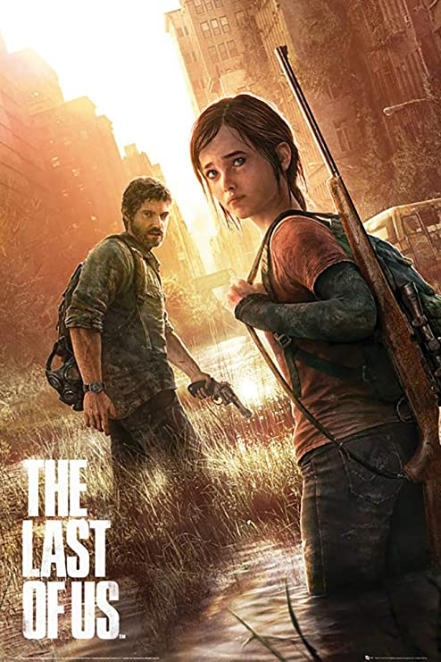 Image result for last of us poster