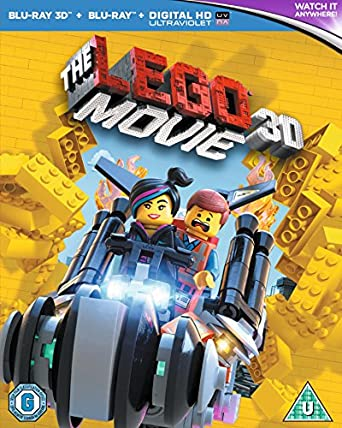 Amazon.com: The Lego Movie [Blu-ray 3D + Blu-ray]: Phil Lord ...