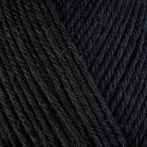 Pepper Wool - Berroco Ultra Wool yarn (33113 - Black Pepper)