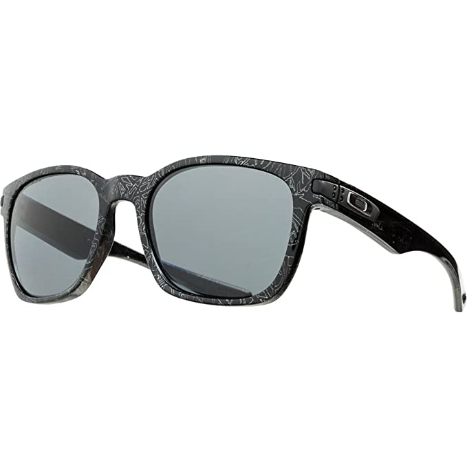Oakley Black Nero Garage Occhiali Scurobronzo Rock Da Sole Ambra k8OnXP0w