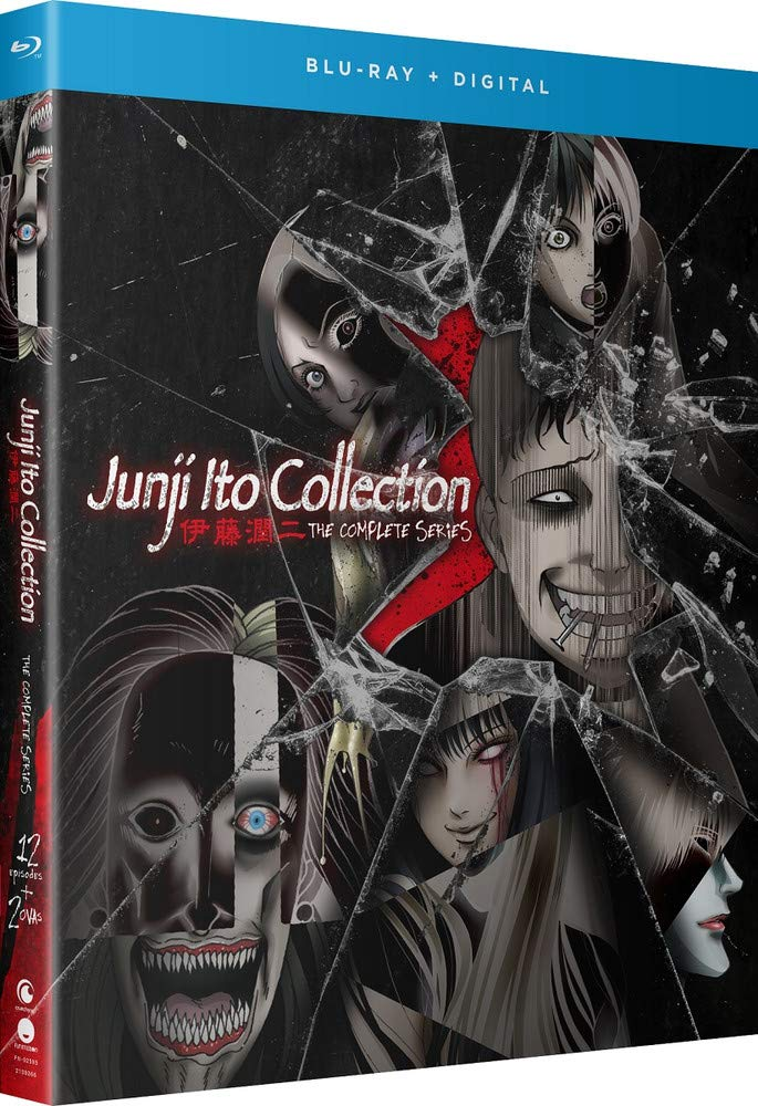 Junji Ito Collection Blu-ray (Dual Audio)