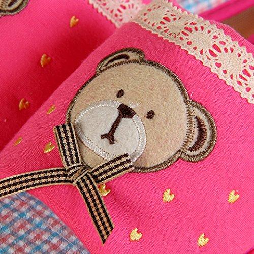 Euro Cielo Gatto Nero Antiscivolo Impermeabile Pantofole Interne Scarpe Da Donna Rosa Rossa