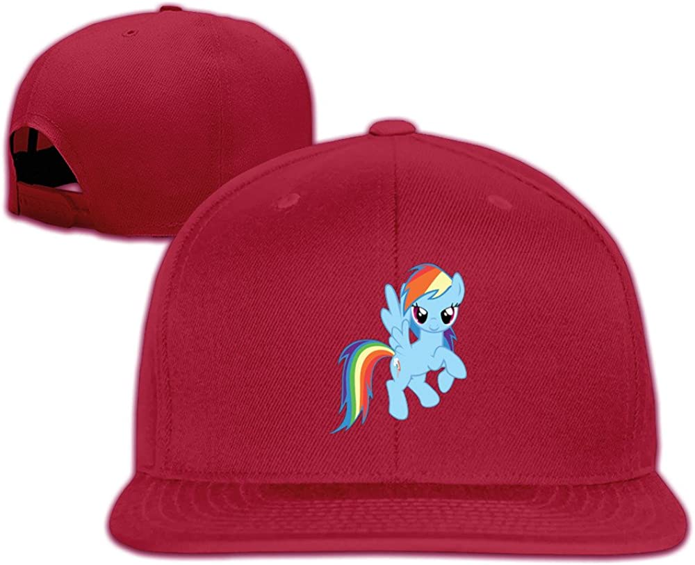 Beetful My Little Pony Adjustable Snapback Hip-hop Baseball Cap