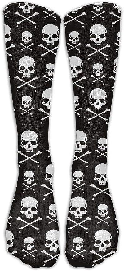 chaussettes tête de mort 2
