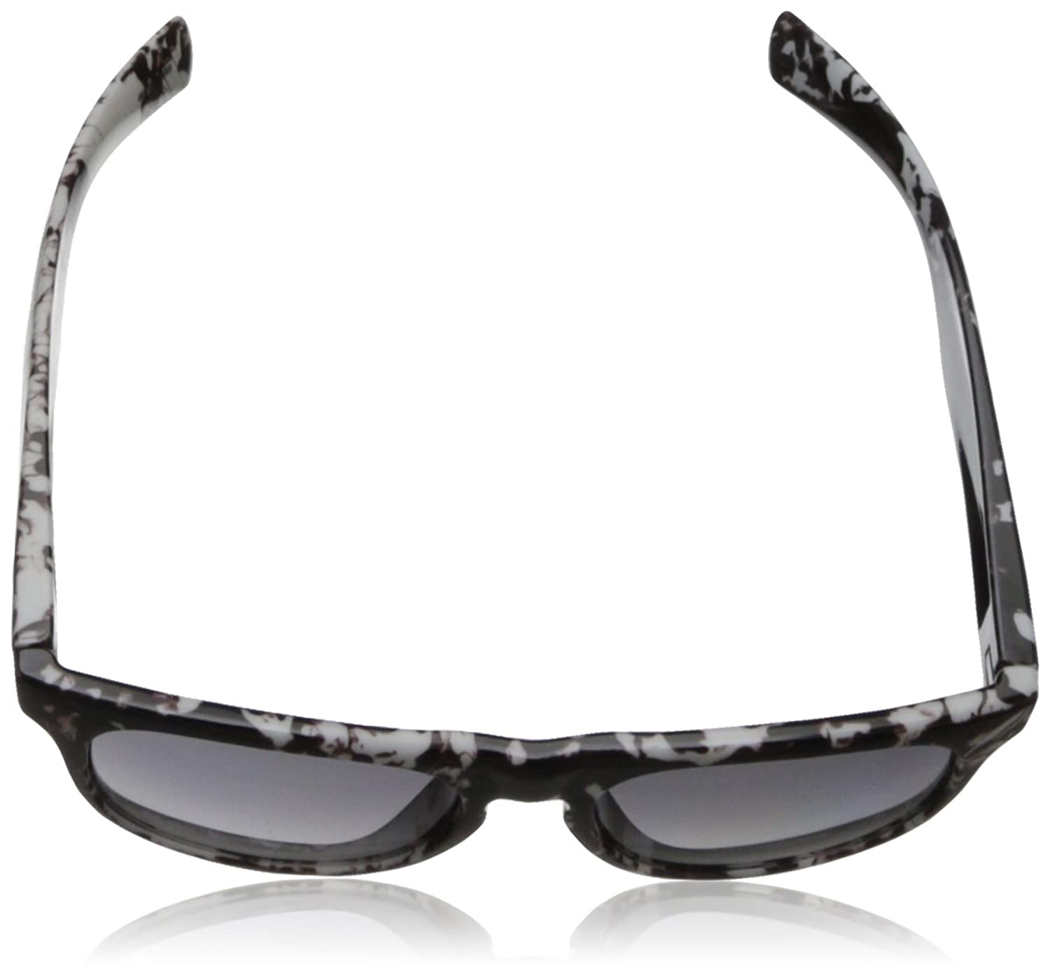 e6c5badc004e Amazon.com: Under Armour Sierra Shiny White Marble Frame, with Frosted  Clear Rubber and Gray Gradient Lens: Clothing