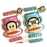 Paul & Nerd Paul Frank Bandage Keychain 2PCS Set First Aid for Kids Children