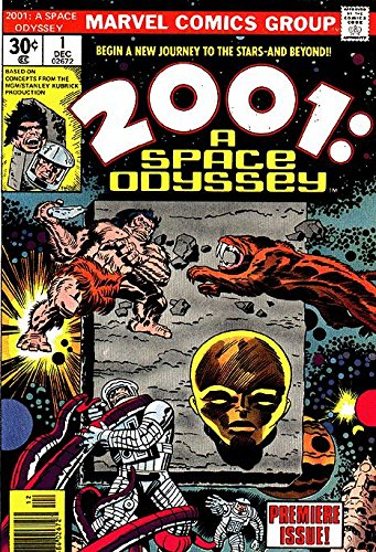 2001: A Space Odyssey (1976 series) #1 (2001 Space Odyssey Collectible compare prices)