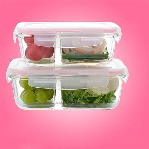 Recipientes de vidrio pyrex bento boxes dedicada Microondas ...