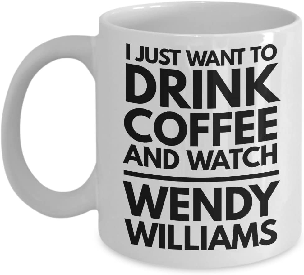 Wendy Williams Coffee Mug - <strong>Wendy Williams</strong>