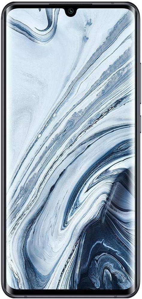 Xiaomi Mi Note 10, Dual SIM, 128 GB, 6 GB RAM, 6.47 Inch, 4G LTE - Midnight Black